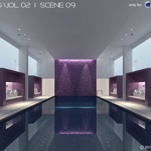 Renderscenes VOL 02 - Scene 09