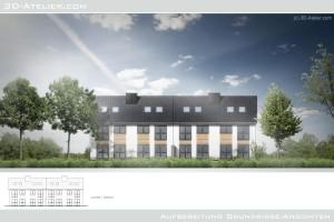 3D-Atelier.com - 2D Rendering Ansicht