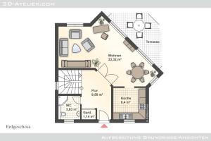 3D-Atelier_com - Grundrissaufbereitung 09