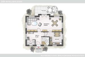3D-Atelier_com - Grundrissaufbereitung 11