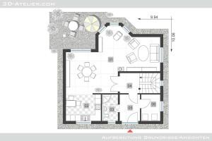3D-Atelier_com - Grundrissaufbereitung 16