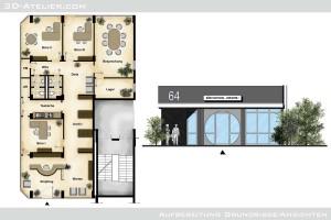 3D-Atelier_com - Grundrissaufbereitung 18