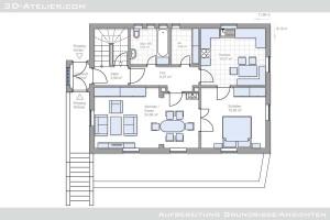 3D-Atelier_com - Grundrissaufbereitung 20