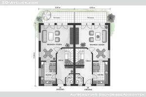 3D-Atelier_com - Grundrissaufbereitung 22
